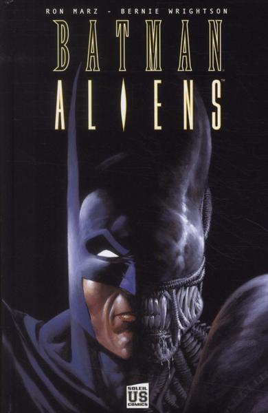 Batman aliens 2